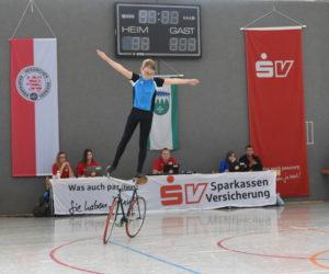 Hessische Nachwuchsmeisterschaft 2018 in Ernsthausen